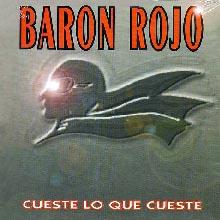 Barón Rojo - Cueste lo que cueste