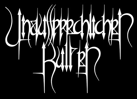 Unaussprechlichen Kulten - Logo