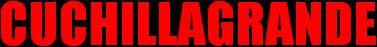 Cuchilla Grande - Logo