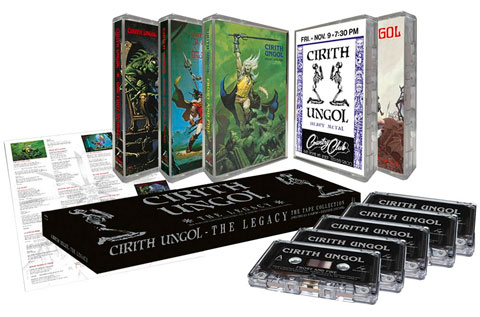 Cirith Ungol - The Legacy