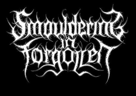 Smouldering in Forgotten - Logo