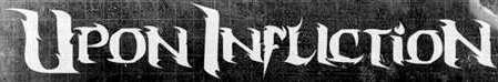 Upon Infliction - Logo