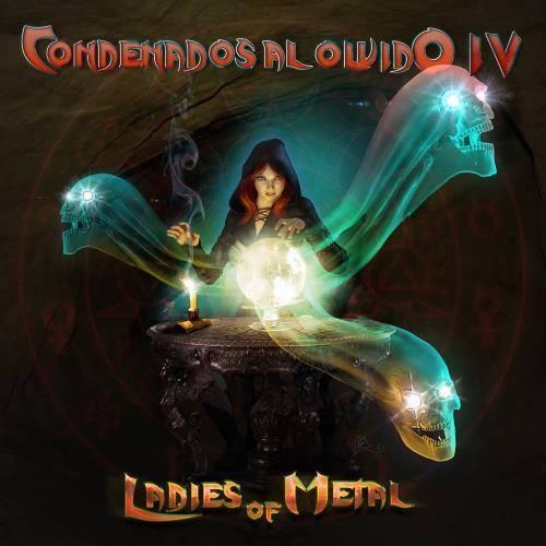 Pléyade / Mole - Condenados al olvido IV: Ladies of Metal