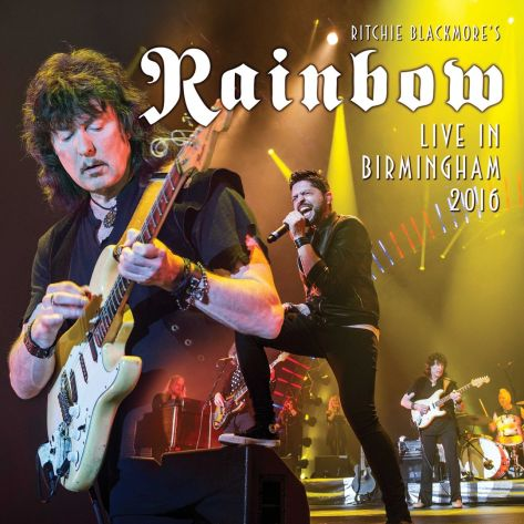 Rainbow - Live in Birmingham 2016
