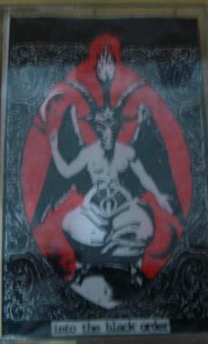 Mephiztophel / Sanius - Into the Black Order