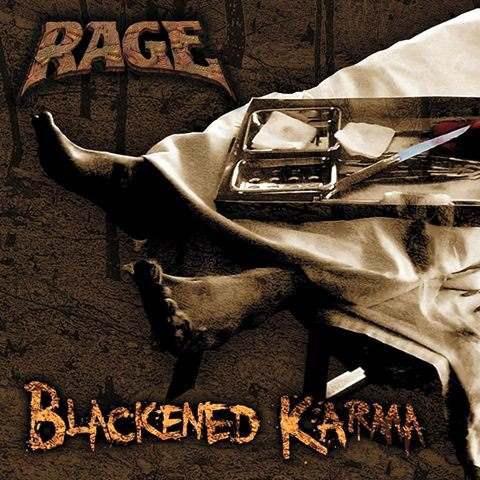 Rage - Blackened Karma