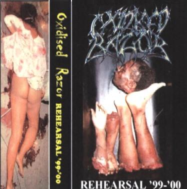 Oxidised Razor - Rehearsal '99-'00