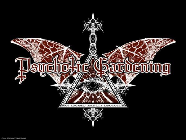 Psychotic Gardening - Logo