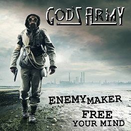 God's Army - Enemy Maker​/Free Your Mind