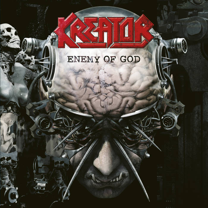 Encyclopaedia Metallum: The Metal Archives - Kreator - Enemy of God