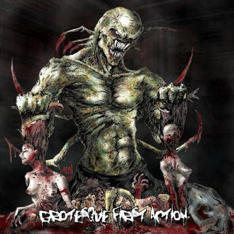 Carnal Decay - Grotesque First Action