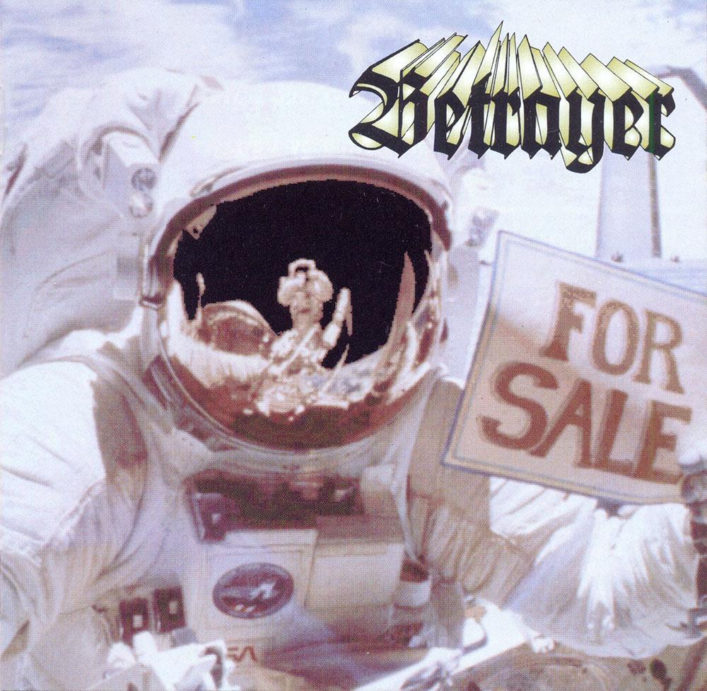 Betrayer - Hostage of Progress