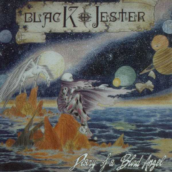 Black Jester - Diary of a Blind Angel