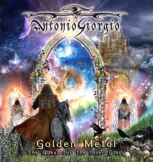 Antonio Giorgio - Golden Metal (The Quest for the Inner Glory)