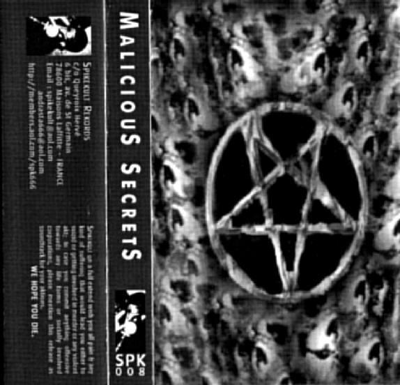 Malicious Secrets - Demo 1999
