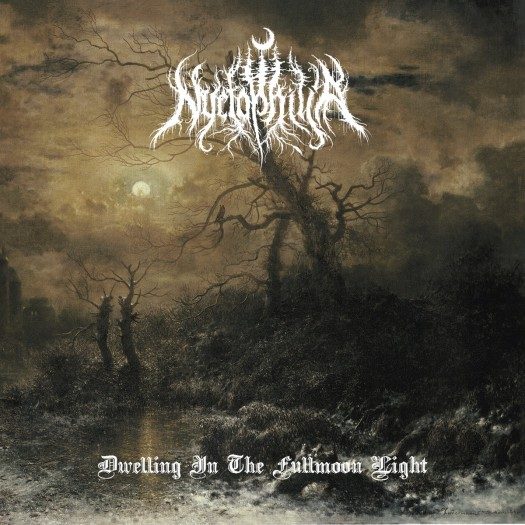 Nyctophilia - Dwelling in the Fullmoon Light