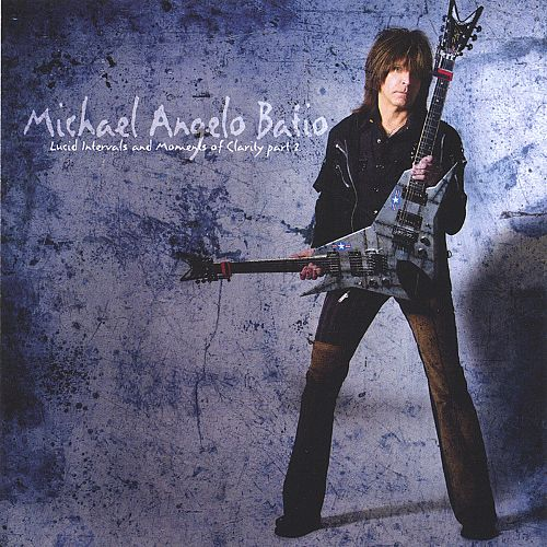 Michael Angelo Batio - Lucid Intervals and Moments of Clarity part 2