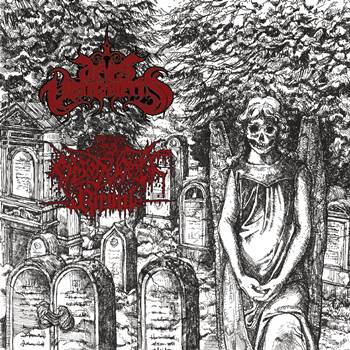 Aries Vehemens / Blood Vomit Ritual - Aries Vehemens / Blood Vomit Ritual