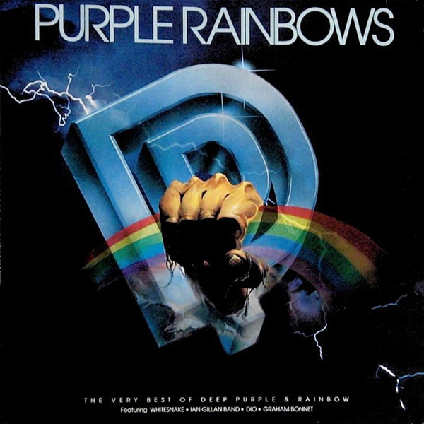 Rainbow / Dio / Deep Purple - Purple Rainbows