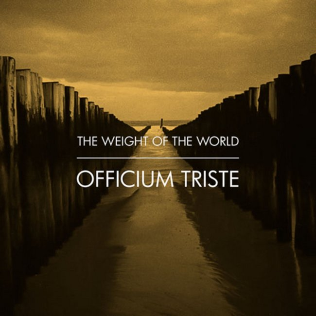 Officium Triste - The Weight of the World