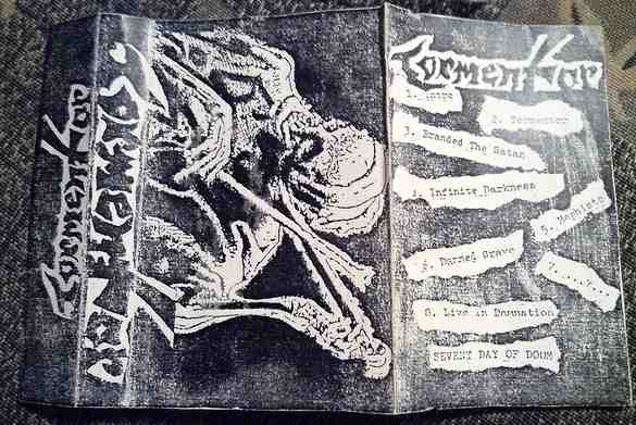 Tormentor - The 7th Day of the Doom