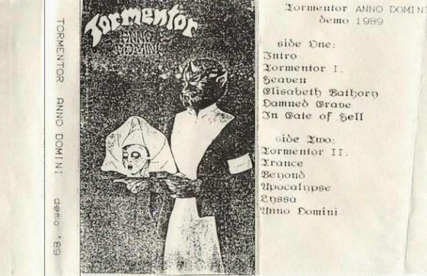Tormentor - Anno Domini