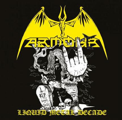 Armour - Liquid Metal Decade