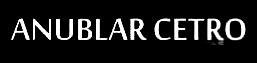 Anublar Cetro - Logo