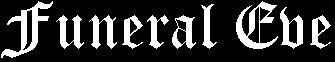 Funeral Eve - Logo