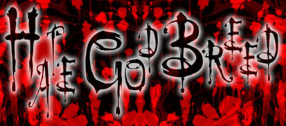 Hate God Breed - Logo