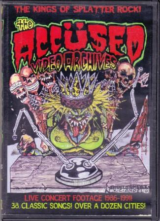 The Accüsed - Video Archives Vol. 1