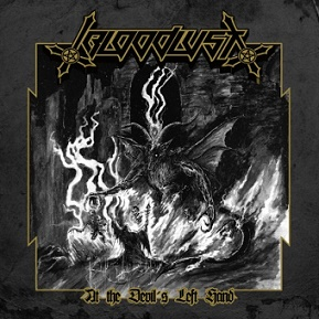 Bloodlust - At the Devil's Left Hand