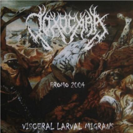 Toxocara - Visceral Larval Migrans