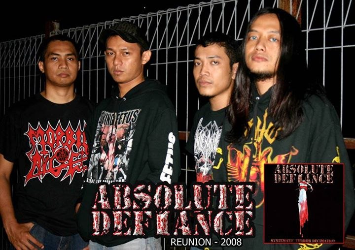 Absolute Defiance - Photo