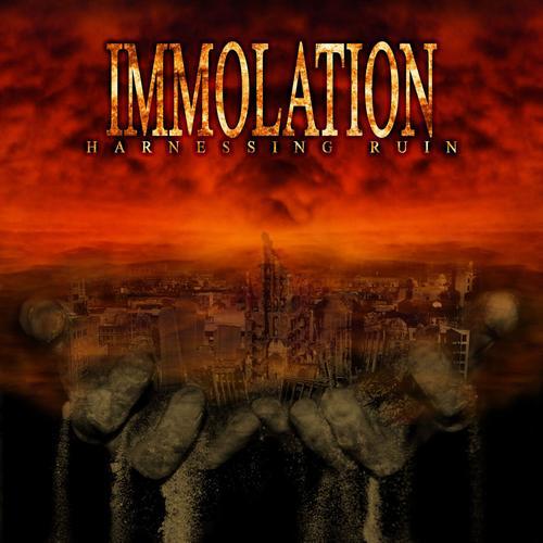 Slikovni rezultat za immolation Harnessing Ruin