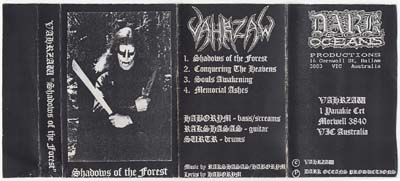 Vahrzaw - Shadows of the Forest