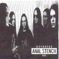 Anal Stench - Koprofag 997