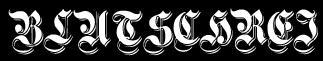 Blutschrei - Logo