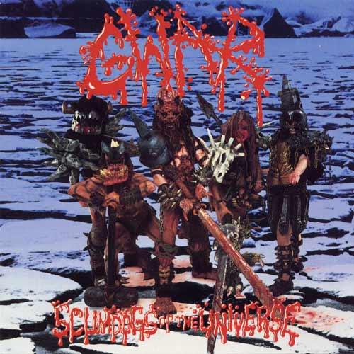 Gwar - Scumdogs of the Universe