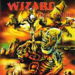Wizard - Battle of Metal