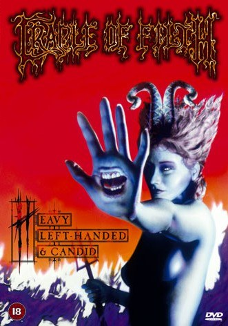 Cradle of Filth - Heavy Left-Handed and Candid