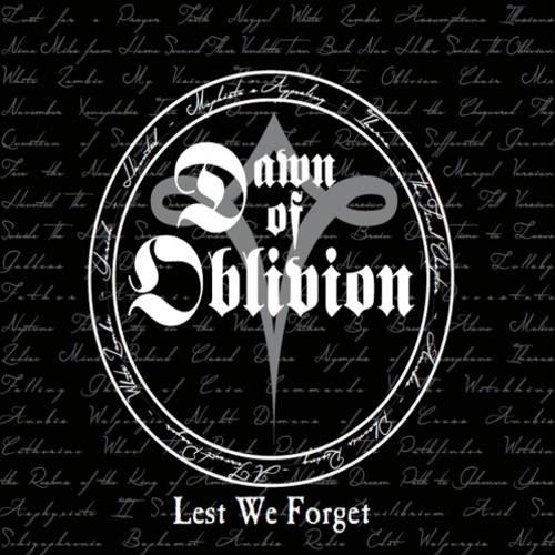 Dawn of Oblivion - Lest We Forget