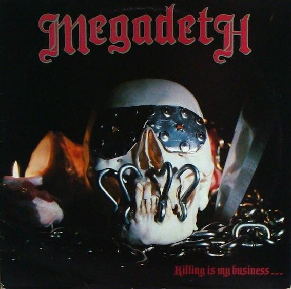 Megadeth - Killing Is My Business...and Business Is Good!