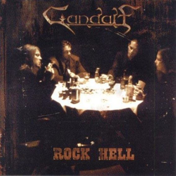 Gandalf - Rock Hell