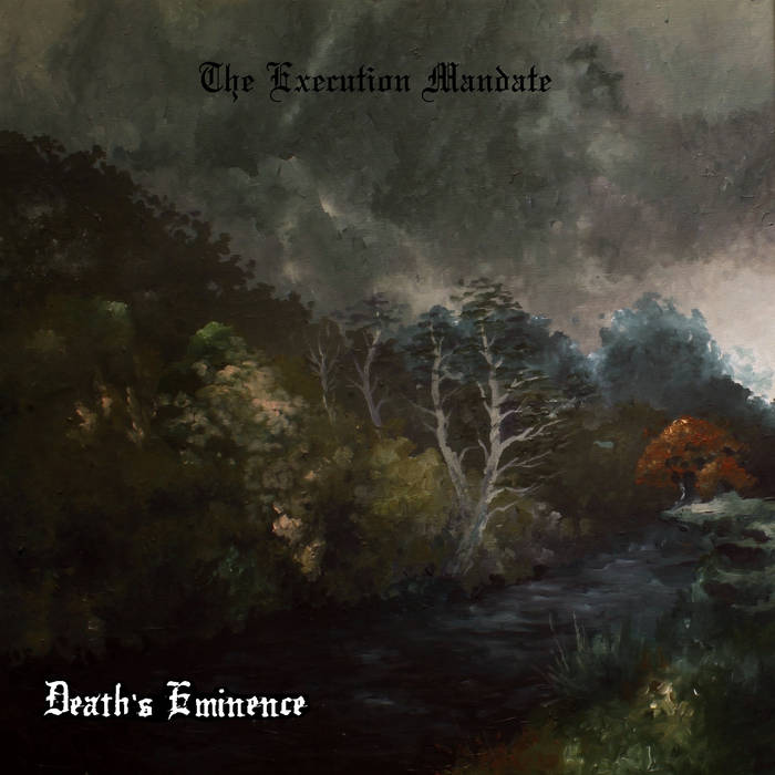 Death's Eminence - The Execution Mandate
