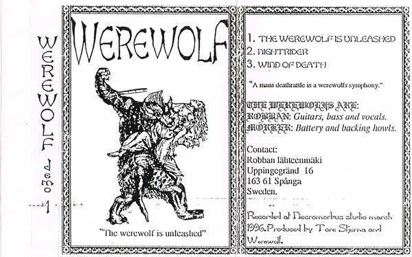 Werewolf - The Werewolf Is Unleashed