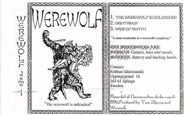 Werewolf - The Werewolf Is Unleashed