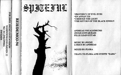 Spiteful - Reh/demo3-94