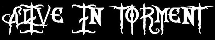 Alive in Torment - Logo