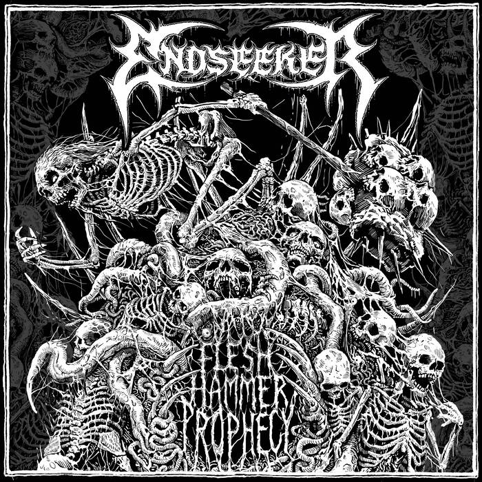 Review: Endseeker - Flesh Hammer Prophecy :: Genre: Death Metal
